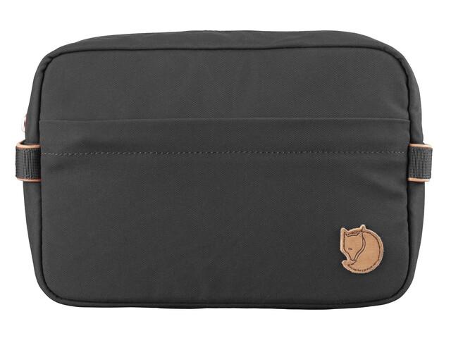 Fjällräven Travel Toiletry Bag dark grey